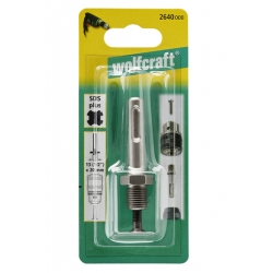 Adapter do uchwytu wiertarskiego SDS-plus Wolfcraft